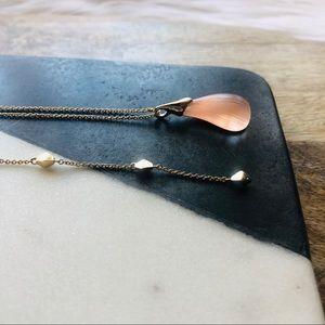 Alexis Bittar Jewelry - NWOT Alexis Bittar // Dew Drop Pendant Necklace